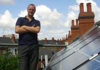 Tom Maddocks on solar pv renewable energy